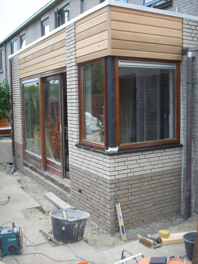 Je huis groter maken met een uitbouw, aanbouw of opbouw