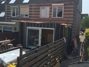 Uitbouw 2016 Woonkamer – Zaandijk
