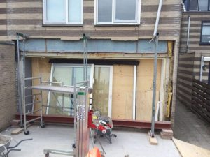 Werkzaamheden Uitbouw Woonkamer – Zaandijk